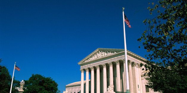 United States Supreme Court building, Washington,DC
