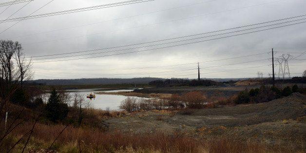 DUMFRIES, VA - JANUARY 7: Environmentalist Dean Naujoks, who joined Potomac Riverkeeper Network in 2015 as the Potomac Riverk