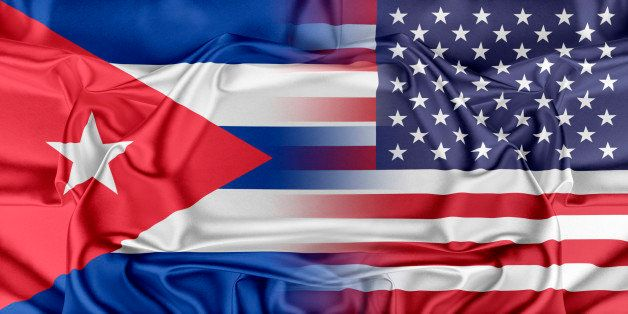 Relations between two countries. USA and Cuba
