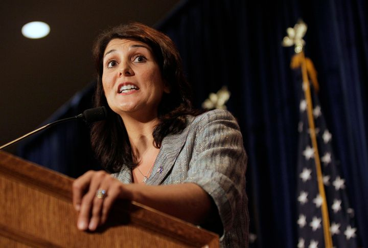Nikki Haley's Jobless Drug Test Claim Exaggerated   HuffPost
