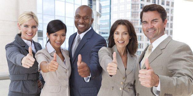 successful positive interracial ...