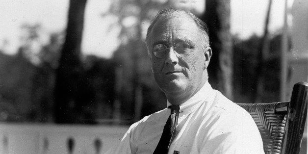 Undated file photo of Franklin D. Roosevelt. (AP Photo)