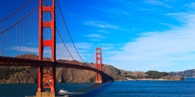 Golden Gate Bridge, San Francisco, California, USA, North America