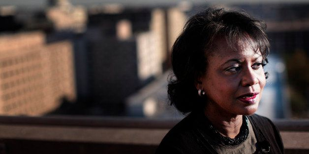 WASHINGTON, DC:  After delivering a speech at a conference marking the twentieth anniversary of the Anita Hill-Clarence Thoma