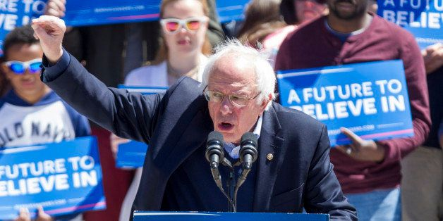 Only Voter Suppression Can Stop Bernie Sanders | HuffPost