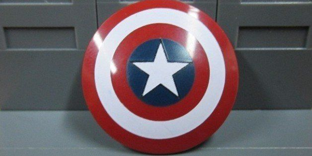 """Need I say more?  This really screams """"Captain America"""" all over it to me.  Oh and I saw The Avengers today, boy, t"""