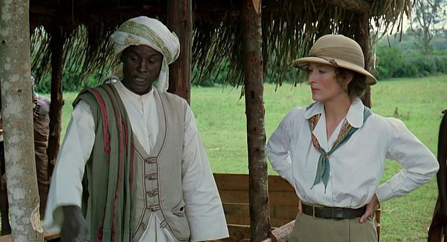 아프리카를 순방중인 멜라니아 트럼프의 모자가 비판을 받고