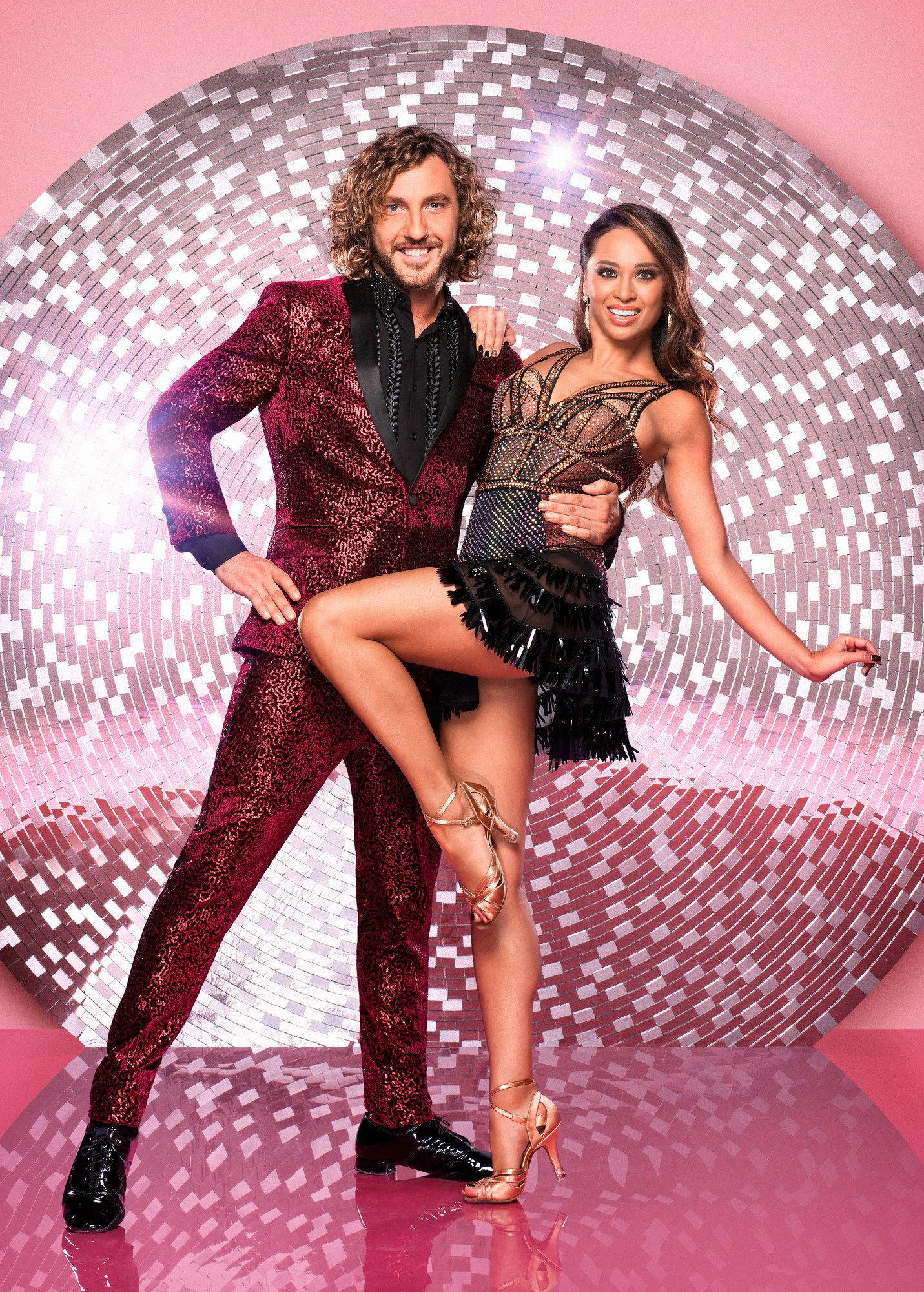 Strictly Come Dancing's Katya Jones And Seann Walsh Caught Kissing In The Street On