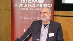 Le Saoudien Jamal Khashoggi, journaliste et