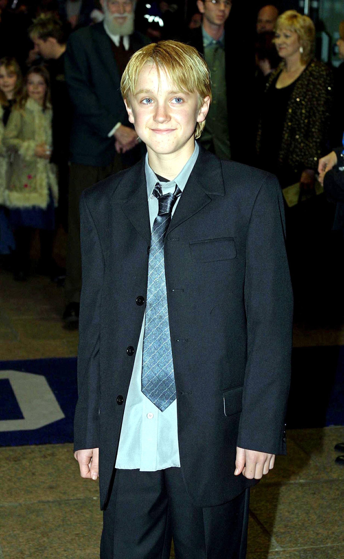 Er spielte Draco Malfoy in