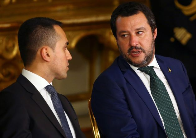 Κλιμακώνεται η κόντρα Ιταλίας- ΕΕ: «Πυρά» από Σαλβίνι και Ντι