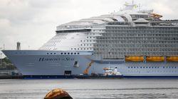 Horror-Trip für Urlauber: 1000 Männer feiern tagelang Sauf-Orgie auf Kreuzfahrtschiff