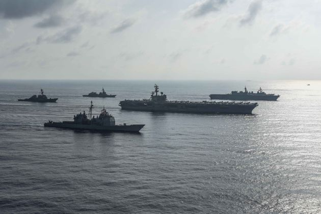 Εξετάζοντας ένα εξωφρενικό σενάριο: Πώς θα ήταν ένας πόλεμος μεταξύ ΗΠΑ και