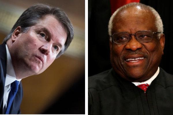 Jeder dritte Supreme-Court-Richter mit Missbrauchs-Vorwürfen