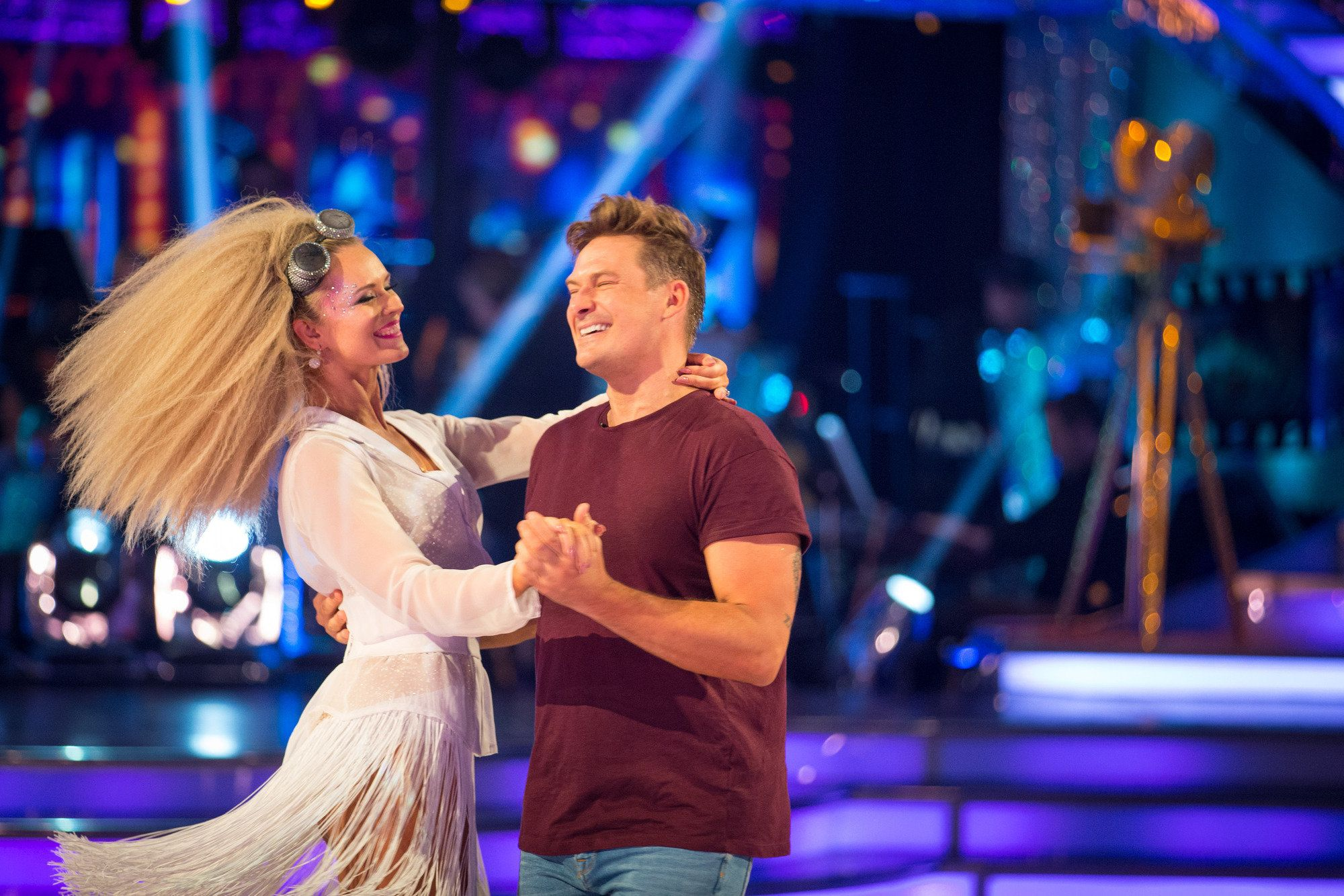 Lee Ryan Voted Off 'Strictly Come Dancing' After Losing Second