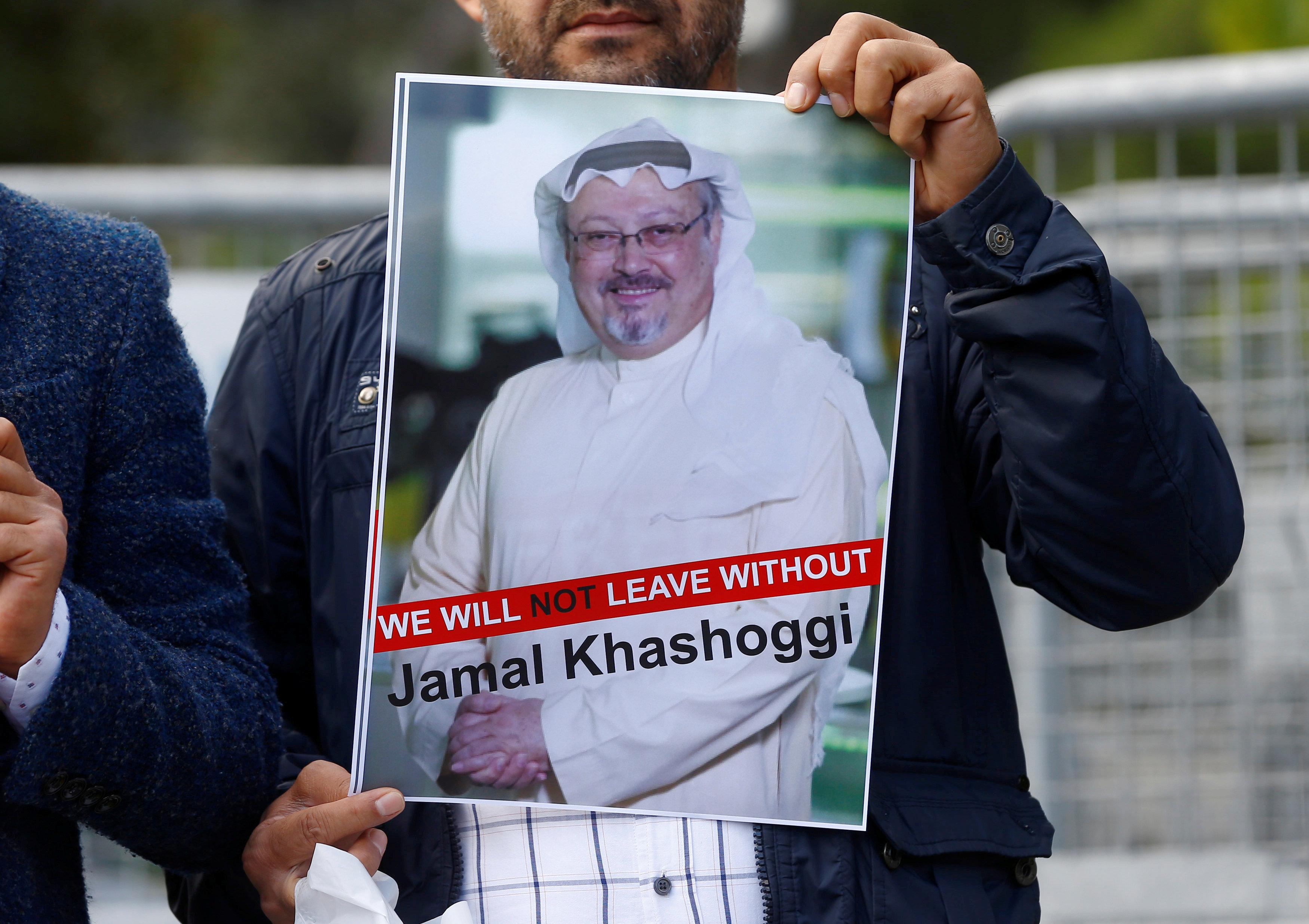 실종됐던 사우디 기자가 총영사관에서 살해됐다고 터키 정부가