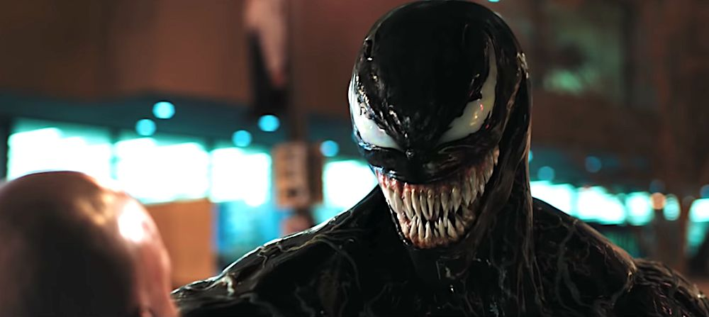 Venom Chews Up The Competition At The Box