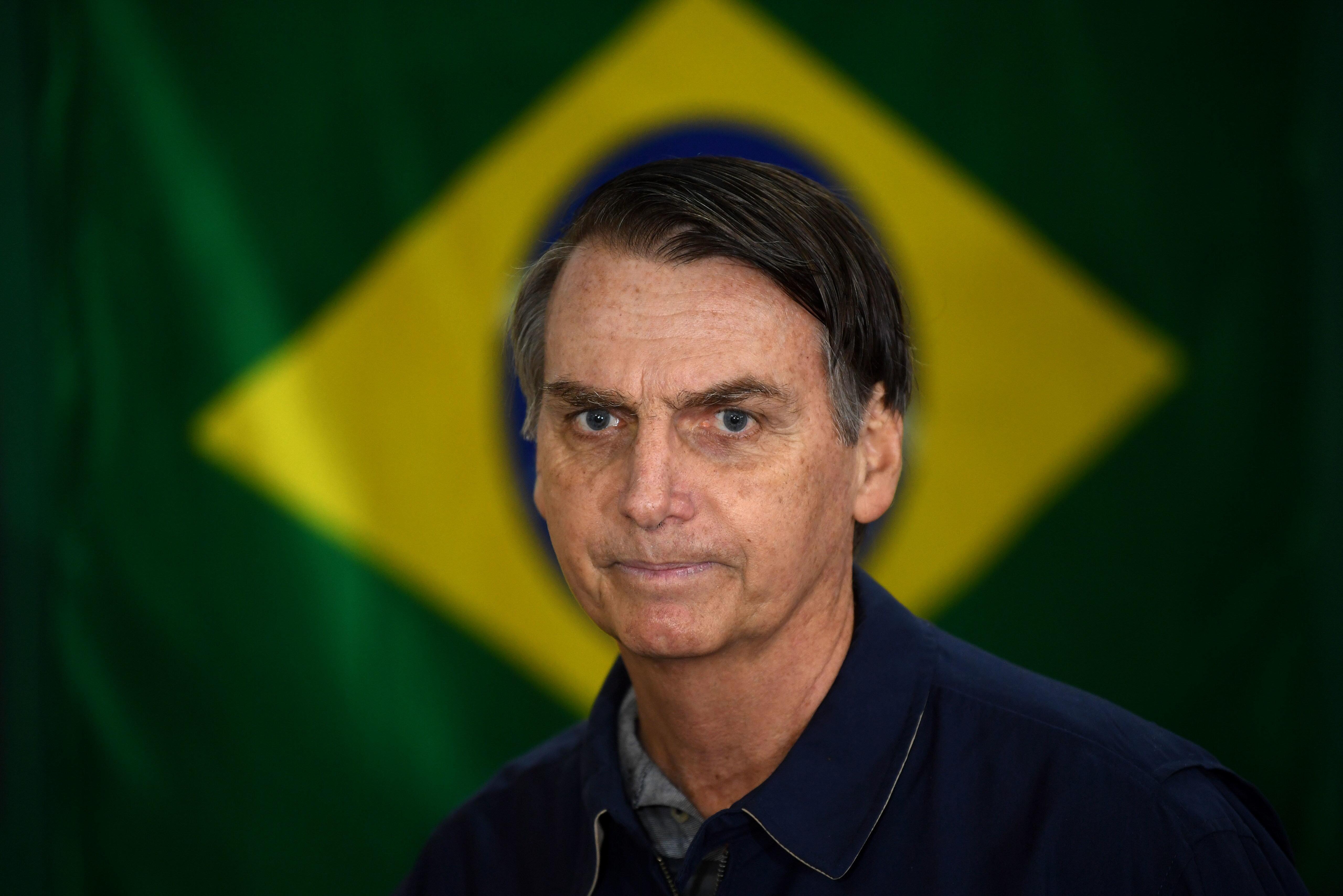 브라질 대선 : 극우 권위주의 정권 탄생이 눈 앞으로 다가왔다