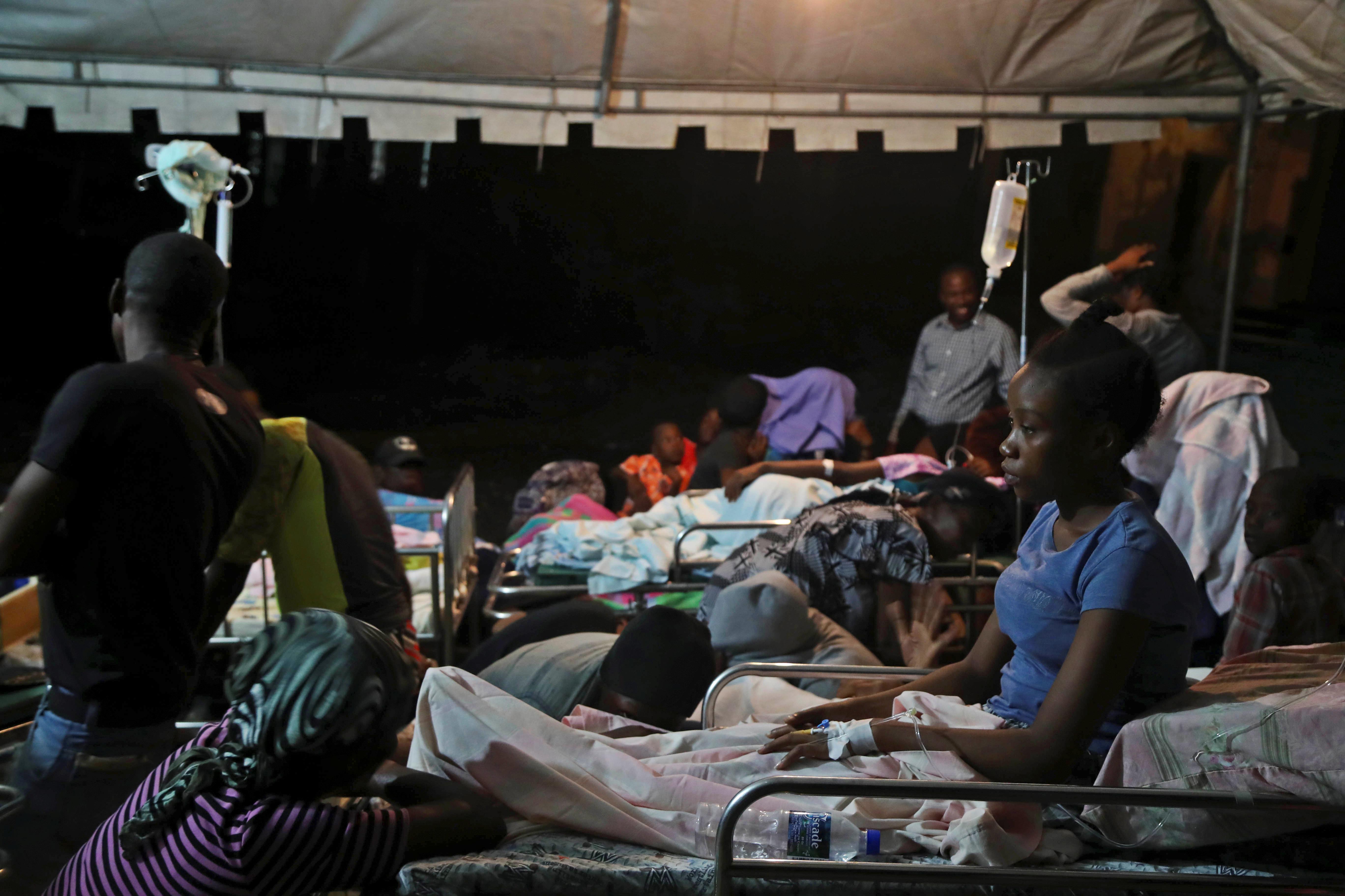 Σεισμός 5,9 Ρίχτερ στη Αϊτή. Νεκροί και εκατοντάδες