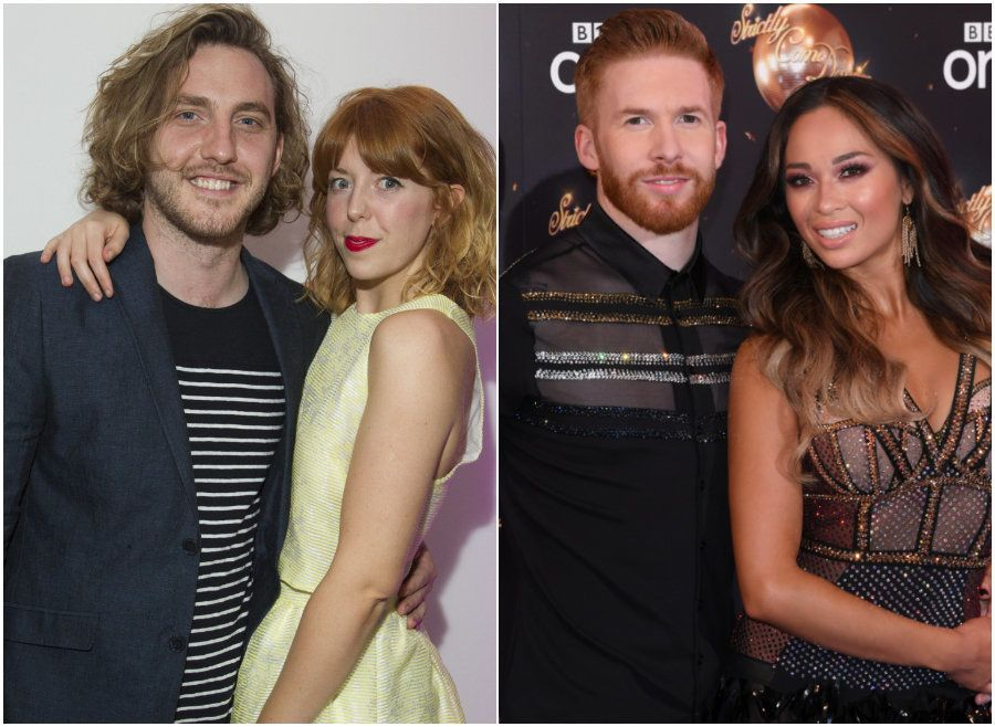 Katya Jones And Seann Walsh's Partners React Very Differently To 'Strictly Come Dancing' Stars'