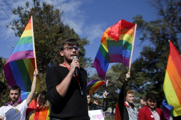 루마니아 '동성결혼 금지' 국민투표가 투표율 미달로