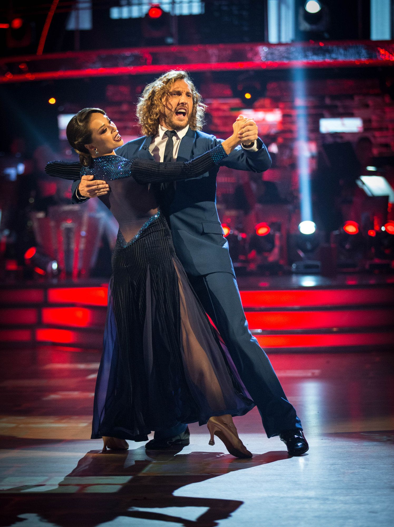 Katya Jones And Seann Walsh Postpone 'Lorraine' Interview After 'Strictly' Kiss Drama