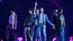 이 7명의 소년들이 아이돌 최초로 문화훈장 받는 주인공이