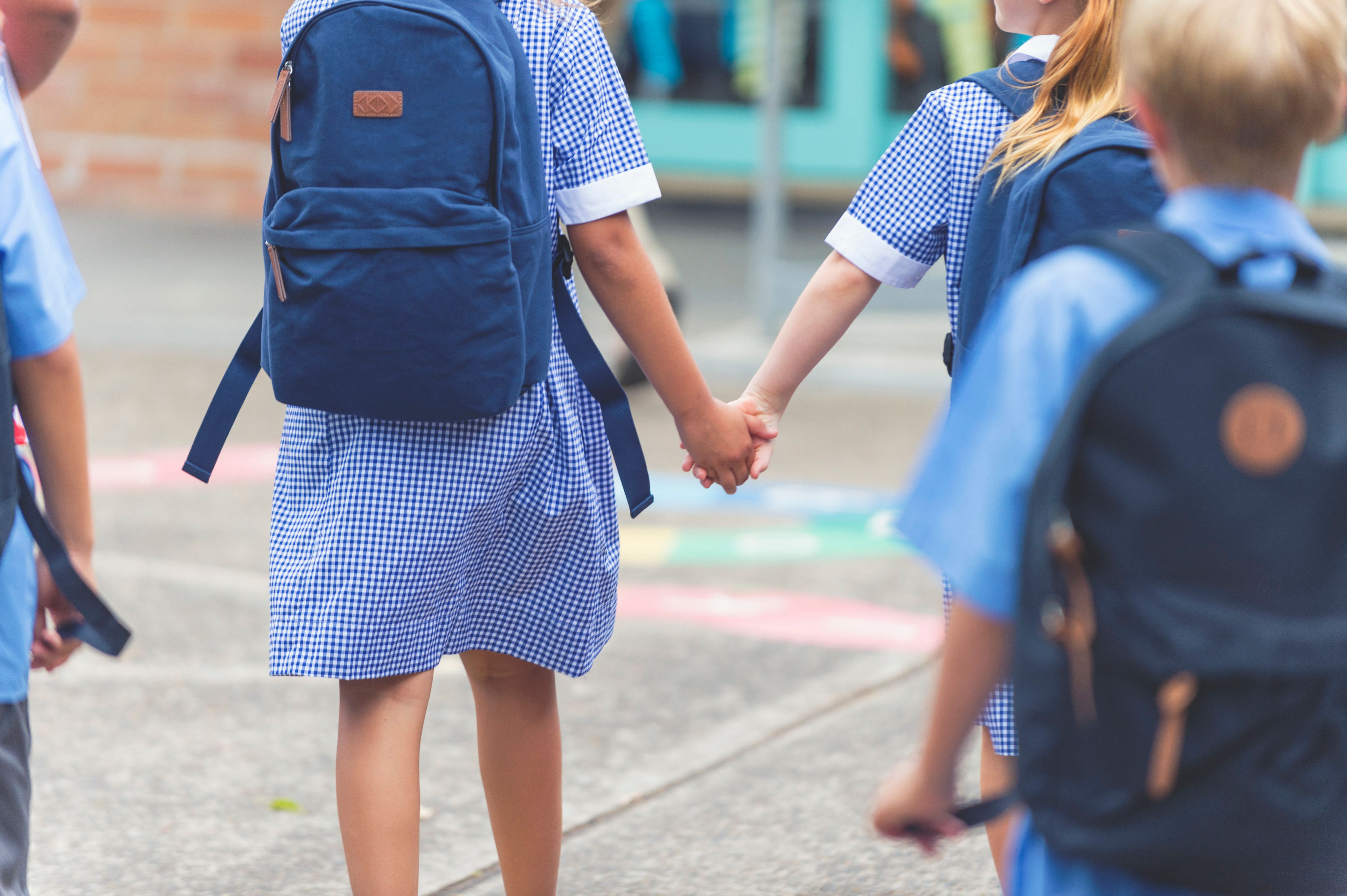 Sexual Harassment In School Uniform: How To Talk To Your Daughters (And Sons) About