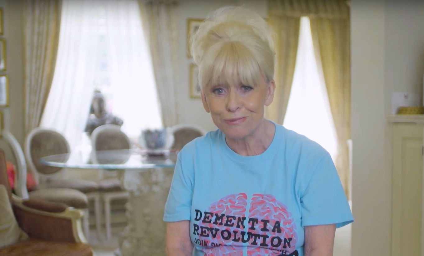 Dame Barbara Windsor Speaks About Alzheimer's Diagnosis For The First