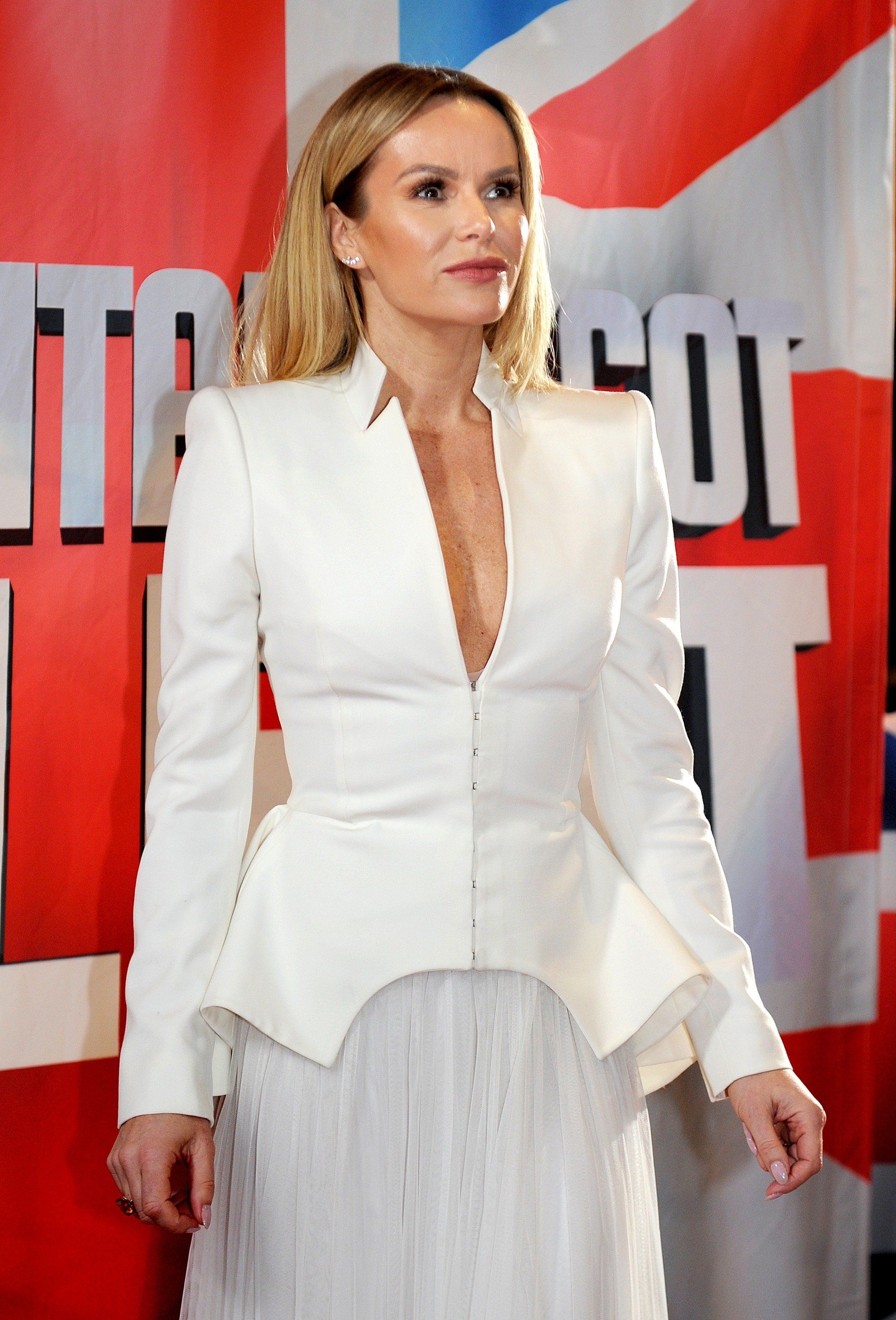 Amanda Holden Says She Still Speaks To Stillborn Son As She Wonders What He Would Look Like Now