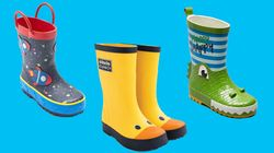 Window Shopping: 5 Puddle-Proof Kids' Wellies We