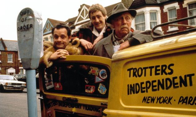 The original stars of 'Only Fools And
