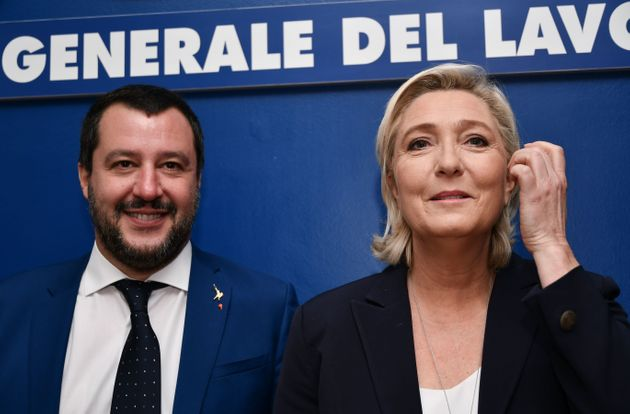 Σε 6 μήνες θα σας έχουμε απολύσει. Το μήνυμα ανυπακοής Σαλβίνι στις Βρυξέλλες και με την Λε Πεν στο πλευρό
