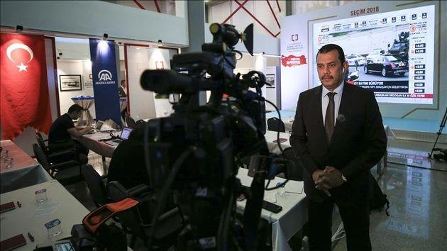 L'agence de presse turque Anadolu décide de fermer son bureau à