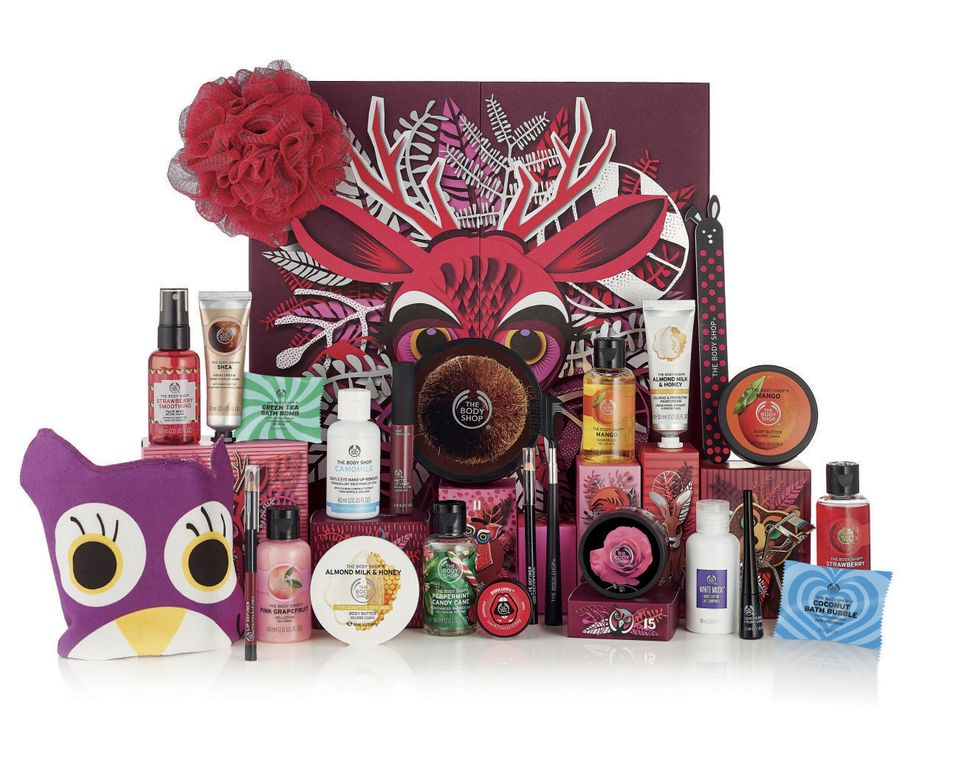 The Christmas List.Beauty Advent Calendars 2018 These Are The Ones On Our