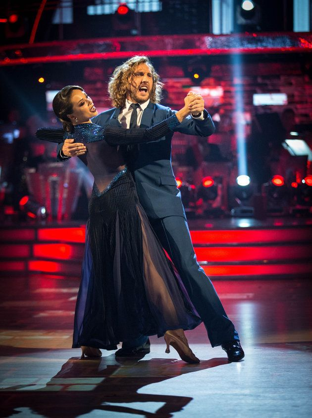 Katya Jones And Seann Walsh Will Continue On 'Strictly Come Dancing' Following Kiss: 'Nobody Is Pulling...