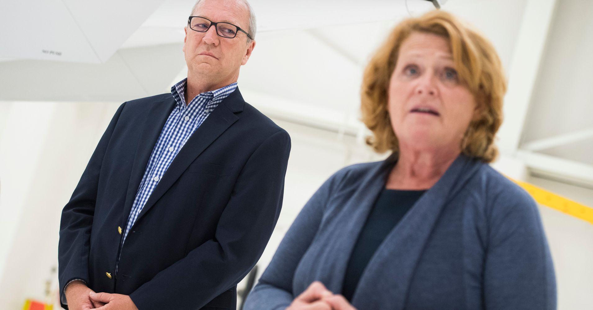 GOP Senate Hopeful Kevin Cramer Calls Me Too A 'Movement Toward Victimization'