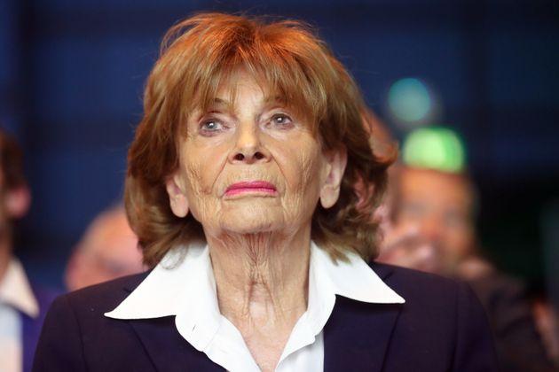 Charlotte Knobloch: Präsidentin des Zentralrats der Juden in Deutschland von 2006 bis 2010 und und...
