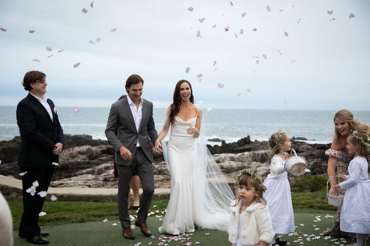 Barbara Bush Marries Craig Coyne In Secret, Oceanside Wedding