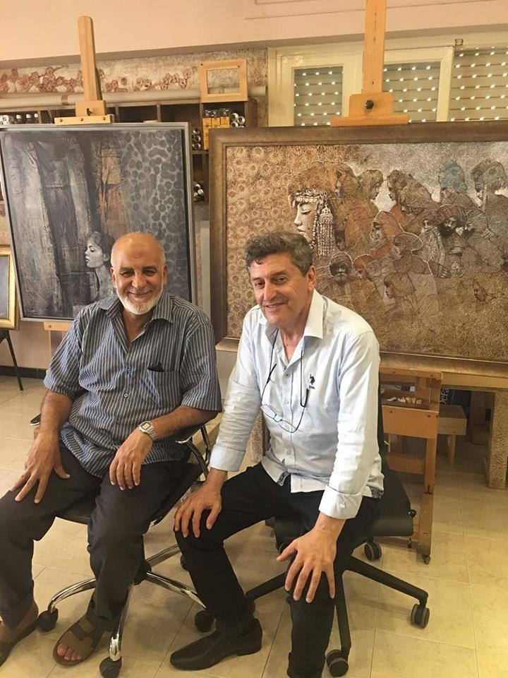 Décès à Tanger de l'artiste peintre Abdelbassit Bendahman