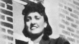 Henrietta Lacks (1920-1951), the unwitting donor of cells from her cancerous tumor, which were cultured by George Otto Gey to form a cell line for medical research. This is known as the HeLa cell line. HeLa cells are the first human cell line. They were obtained in 1951 from Lacks' cervix. She died of cervical cancer eight months later, and the cells are named for her. Her cancer was an epidermoid carcinoma. HeLa cells thrive in laboratory conditions and are now used in cancer research worldwide.