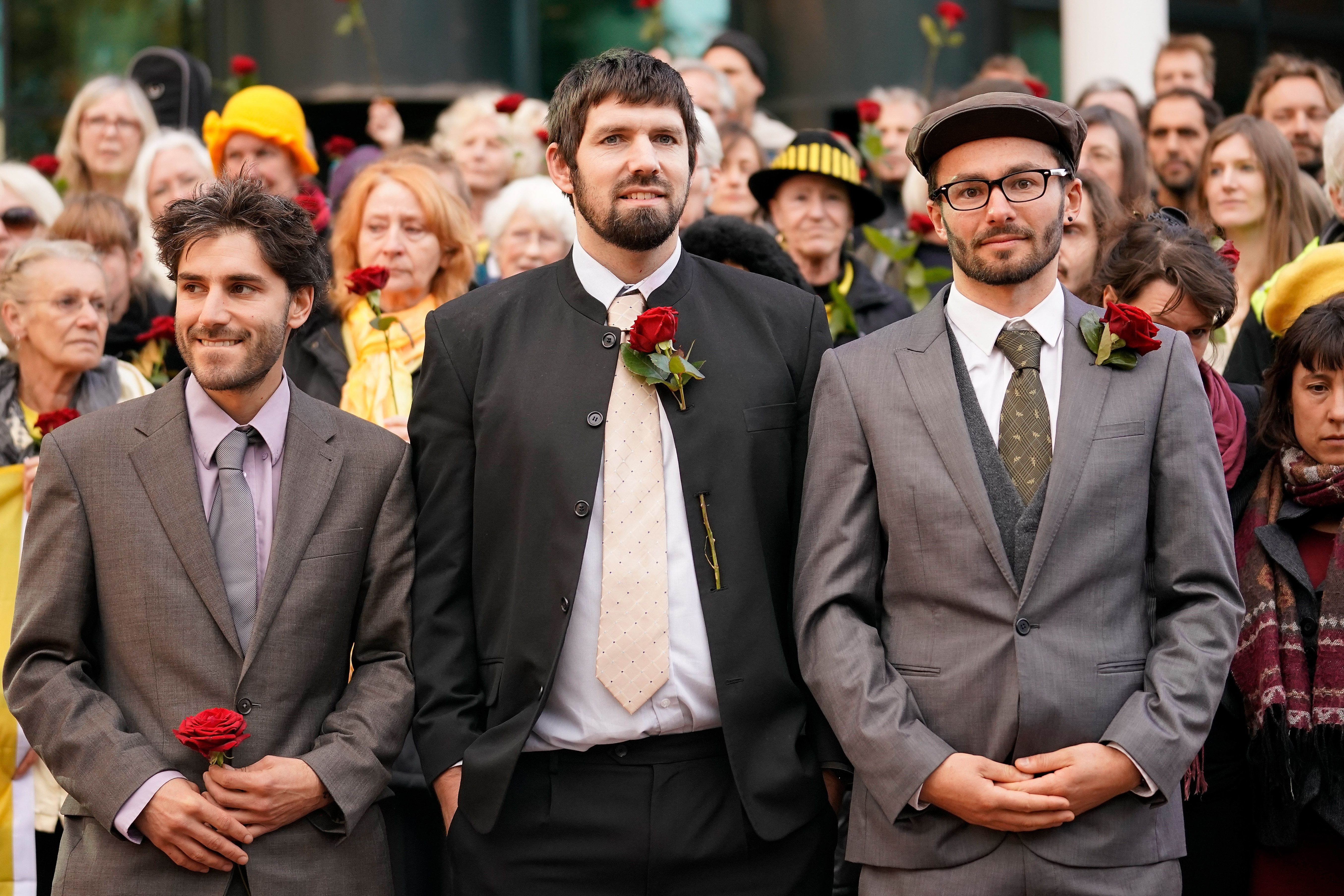 These Men Staged A Peaceful Protest Against Fracking. The U.K. Jailed