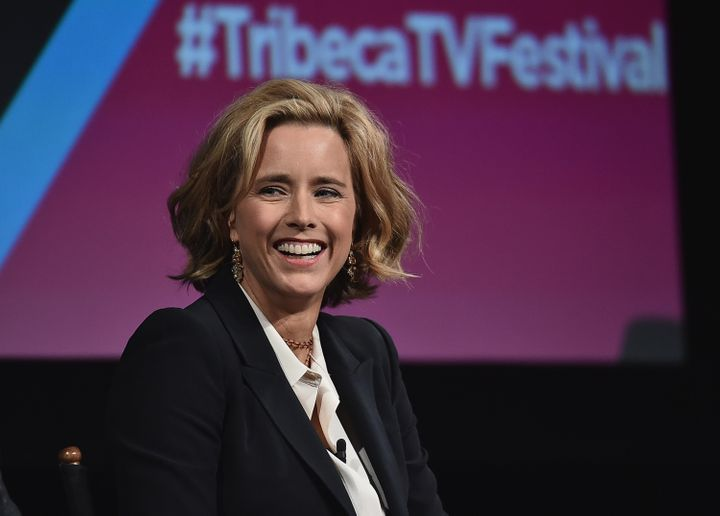 "Téa Leoni, pictured at the Season 5 premiere in September, got some advice from those who have really been there on ""M"