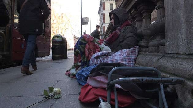 At Least 449 Homeless People Died Last Year, Bureau of Investigative Journalism And Channel 4 News