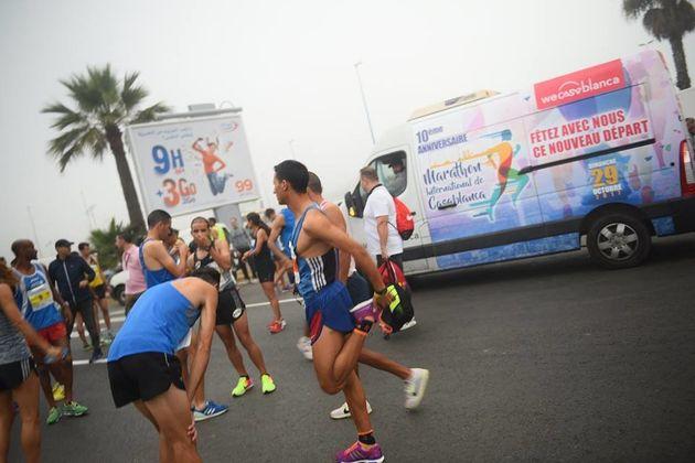 Le marathon international de Casablanca revient pour sa 11e