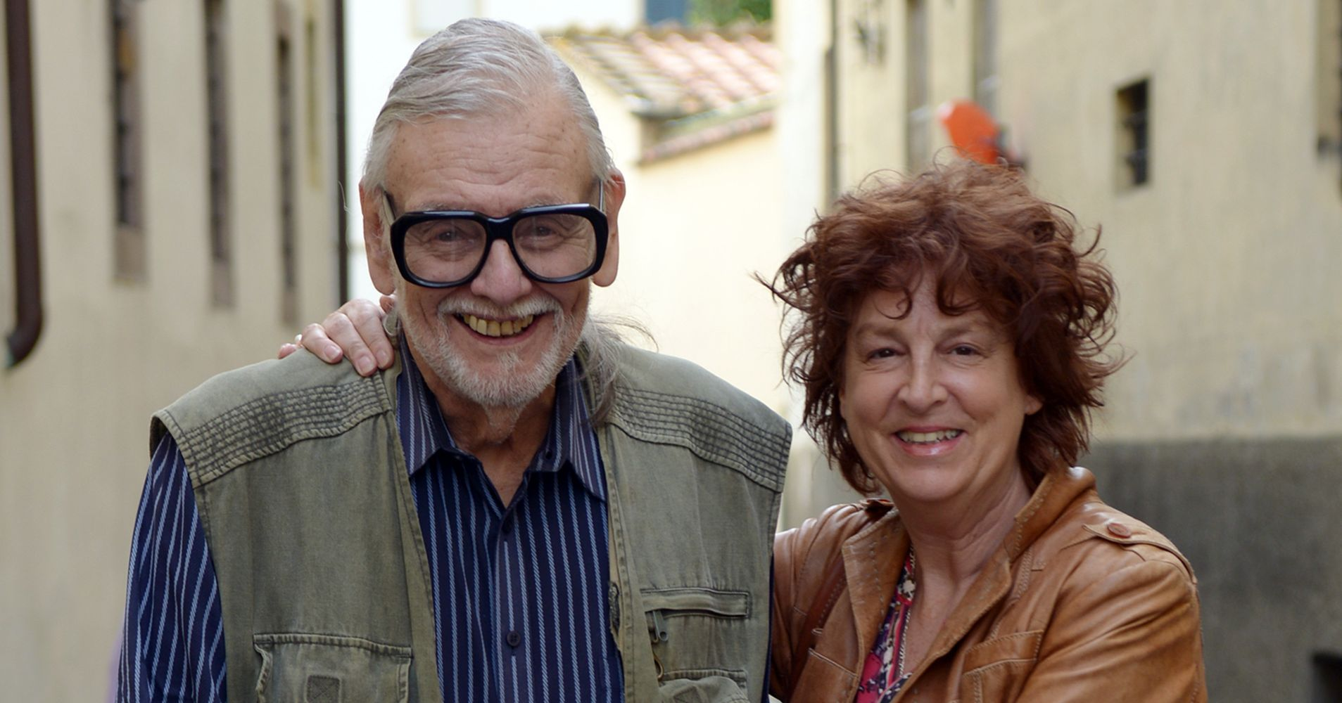 George Romero's Wife Says Deceased Filmmaker Left Behind Dozens Of Scripts