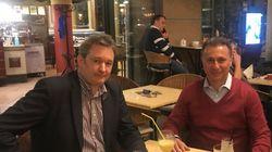 Οι συναντήσεις σε καφέ για το Σκοπιανό