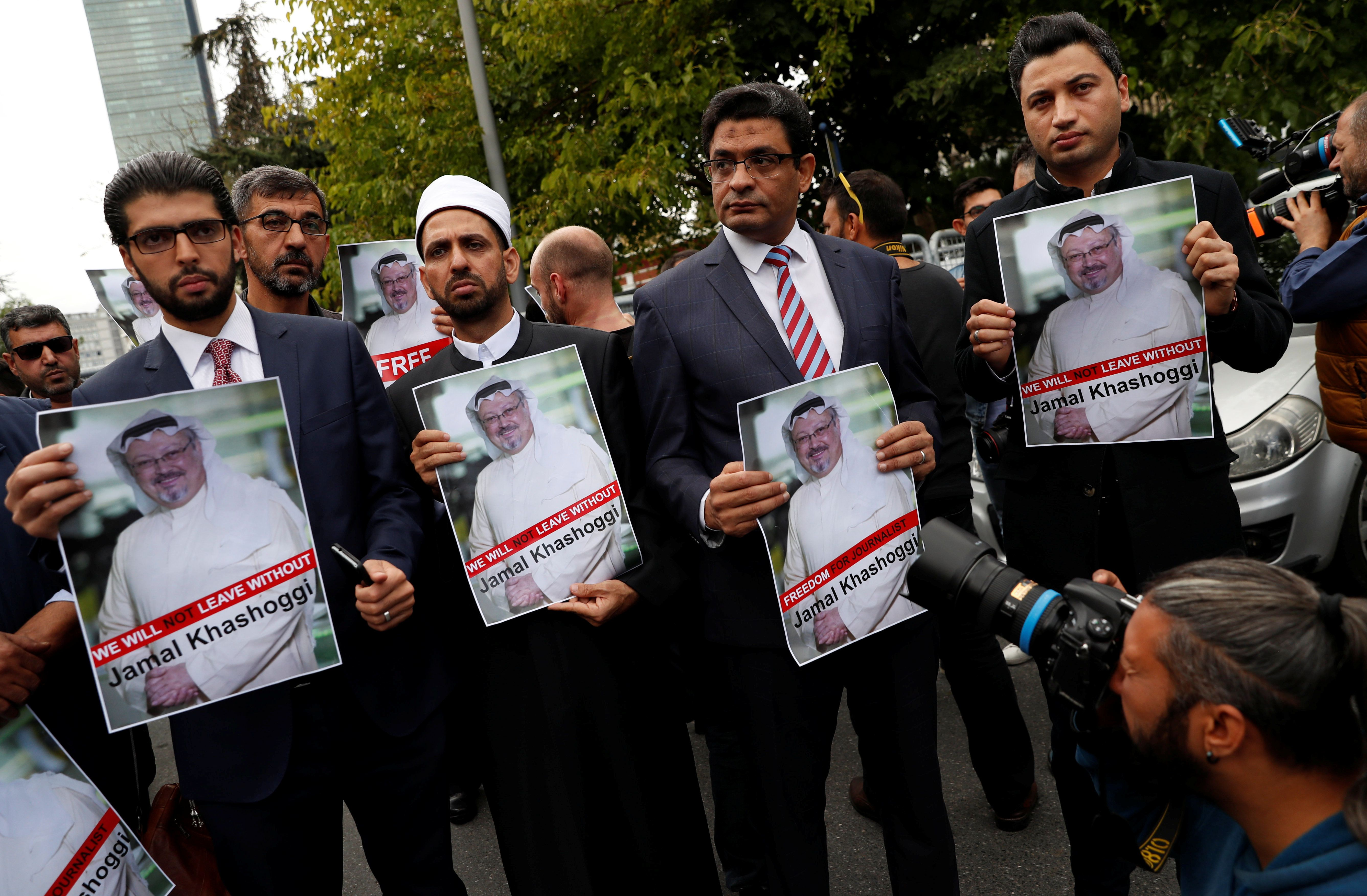 The mysterious case of the missing Saudi journalist