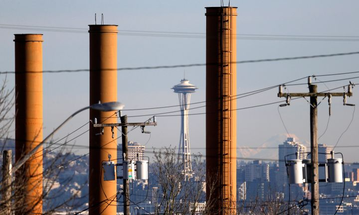 Voters in Washington state will once more decide whether to charge large industrial emitters a carbon pollution fee to addres