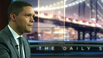 Trevor Noah of The Daily Show says President Donald Trump knows how to wield victimhood